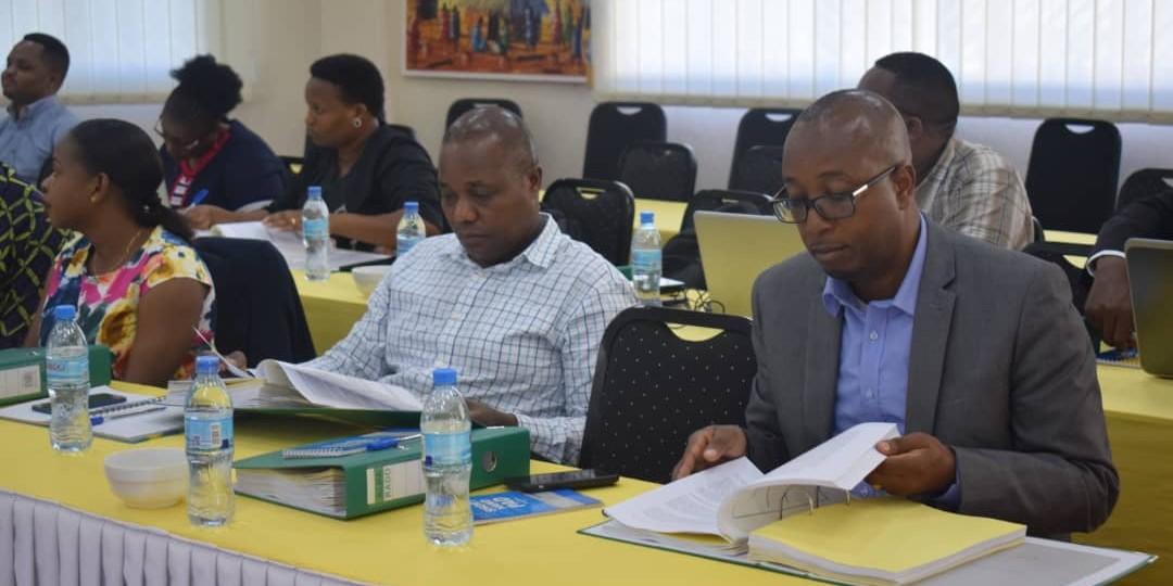 ESRF hosts Development Financing review workshop
